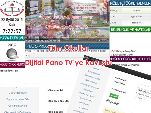 digital billboard tv